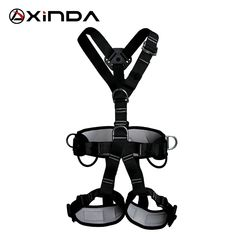 promo top quality xinda professional rock climbing high altitude full body safety belt harnesses #full #body #harness