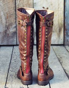 The Freestone Shopify Boots