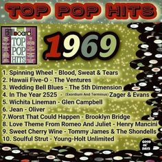 70s Music, Rock Music, In The Year 2525, Top 20 Hits, The Ventures, Henry Mancini, 70s Party, Pop Hits, Song List