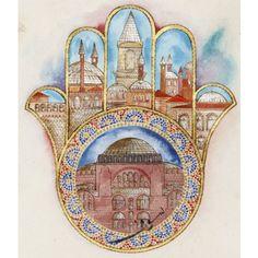Fatma'nın Eli ve Ayasofya Minyatür