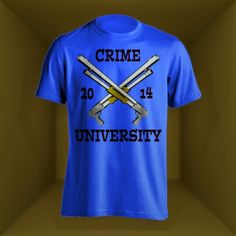 Crime university