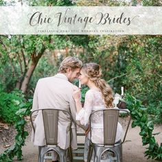 Featured on @chicvintagebrides! Visit our blog for more! (Vintage Rentals: @sweetsalvagerentals | Coordinator: @justakissweddings | Photographer: @savanphotography | Brides Attire: @adinasbridal | Groom's Attire: @friartux | Beauty: @staceyalysonmakeup | Models: @maddy_heyser @hunter.cannon | Florals: @thebloomingbud)