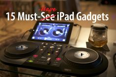15 Must-Have iPad Gadgets and Accessories