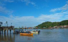 Kampung Bako (Bako Village) in Kuching by Awang #travel #asia #malaysia #sarawak