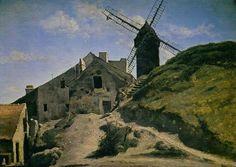 Jean-Baptiste Camille Corot  (Parigi, 26 luglio 1796 – Ville-d'Avray, 22 febbraio 1875)