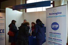 ATE educación Reimagina SIMCE evaluacion modeloSG jefe UTP