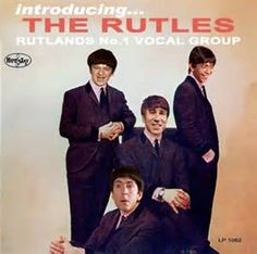 THE RUTLES ARE HEAR ! Capital records refused to release any Rutles music, so it was offered to chicago`s VEE-JAY records, who released it.