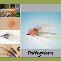 Flies for salty sea trout, tied by Sebastian of seatrouthunter.de