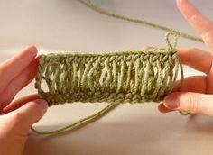 Crochet Spot » Blog Archive » How to Crochet: Long Double Crochet (ldc) - Crochet Patterns, Tutorials and News