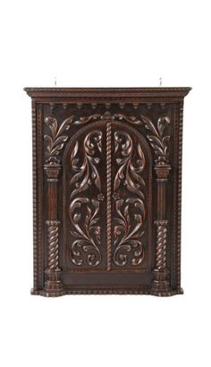 Wood Curved Antique finish Mirror Indoor Rattan Furniture, It Is Finished, Mirror, Antiques, Wood, Home Decor, Homemade Home Decor, Antiquities, Woodwind Instrument
