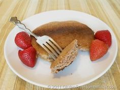 Almond Meal Pancakes, I've made these twice already, they're so good!