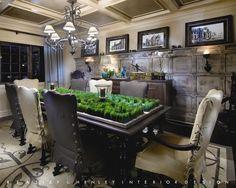 Interior Design:  Beasley & Henley Interior Design  Naples/ Winter Park FL  407-629-7756