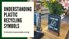The one guide you need when starting on your recycling journey. Everything you need to know about the different recycling symbols on products. Plastic Resin, Plastic Bottles, Cling Film Wrap, Plastic Problems, Recycle Symbol, Recycling Process, Types Of Plastics, Good Citizen, Recycling Center