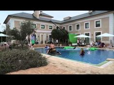Behind The Scenes: Turkish Airlines Euroleague Epic Pool Dunk