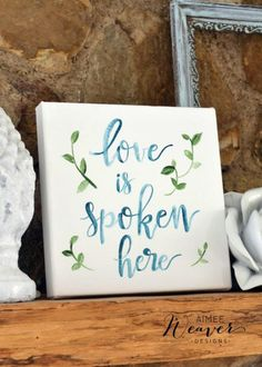 Ready-to-Ship Canvas Signs Canvas Painting Quotes, Small Canvas Paintings, Mini Canvas Art, Canvas Quotes, Mini Paintings, Canvas Artwork, Wood Paintings, Canvas Crafts, Diy Canvas