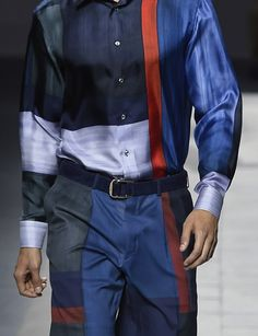 patternprints journal: PRINTS, PATTERNS, TEXTURES AND TEXTILE SURFACES FROM MENSWEAR S/S 2016 COLLECTIONS / MILANO CATWALKS Brioni