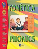 On The Mark Press Fonetica-Phonics - A Bilingual Skill Building Workbook Learning Spanish, Early Learning, Teaching Materials, Teaching Resources, Esl, Phonics Books, Ell Students, Bilingual Classroom, National School