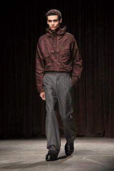 BOSS AW17 Menswear New York Dazed