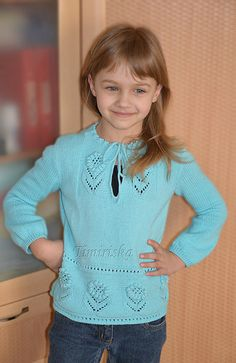 Ravelry: Project Gallery for 6666 Tunika pattern by Schachenmayr