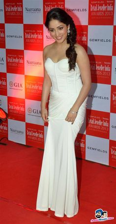 Yami Gautam Picture Gallery image # 230762 at Retail Jeweller India Awards 2013 containing well categorized pictures,photos,pics and images. Bollywood Actress Hot Photos, Beautiful Bollywood Actress, Bollywood Celebrities, Beautiful Girl Indian, Most Beautiful Indian Actress, Mini Frock, Priyanka Chopra Hot, Western Wear For Women, Beauty Full Girl