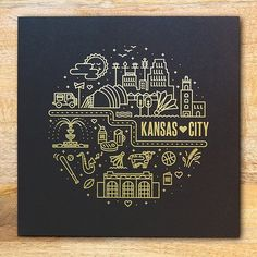 Check out today's blog post for a sneak peek at some of the goods available at #Hallmarket this year. We love these Kansas City icon prints by Hallmark designer @kristinowl! Get one of your very own this Saturday Sept 26th at Crown Center Square! #hallmark #art #artprint #wallart #localpride by think.make.share