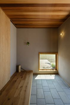 Japanese Modern House, Japanese Home Decor, Japanese Interior, Interior Architecture, Interior Design, Wood Interiors, House Entrance, Model Homes, House Plans