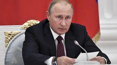 """ICYMI: Putin: """"Alguien recoge material biológico de las etnias rusas"""""""