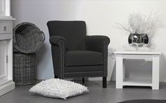 UrbanSofa Cotton Club fauteuil Main