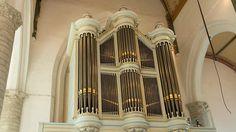 Kapelle- Witte orgel