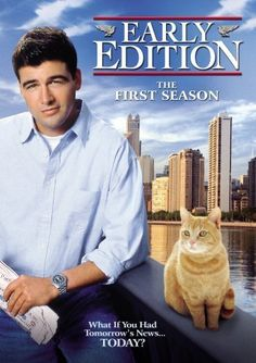 Early Edition (1996-2000) - Stars: Kyle Chandler, Fisher Stevens - Gary Hobson gets tomorrow's newspaper today. He doesn't know how or why. All he knows is when the early edition hits his doorstep, he has twenty-four hours to set things right and to prevent terrible events every day.