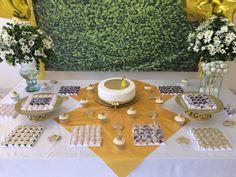 festa de um ano e batizado, batizado dois em um, decoração batizado, mesa batizado, diy batizado, faca você mesma batizado