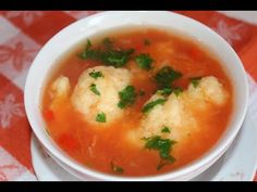 YouTube Baby Food Recipes, Soup Recipes, Romanian Food, Cheeseburger Chowder, Food Videos, Food And Drink, Cooking, Ethnic Recipes, Soups
