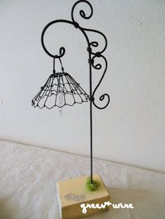 Great fairy lamp!