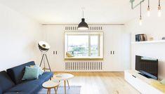 Bucharest Apartment Sprinkled with Ingenious Design Ideas - https://freshome.com/design-ideas-in-bucharest/