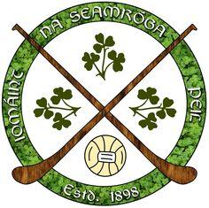 Shamrocks GAA Club, Co Cork Crests, Cork, Family Crest, Corks