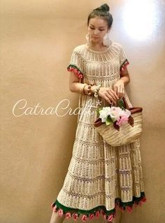 Freeform Crochet, Thread Crochet, Crochet Stitches, Crochet Coat, Crochet Clothes, Crochet Basket Pattern, Crochet Patterns, Finger Crochet, Hippie Outfits
