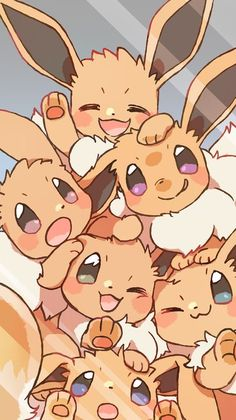Pokemon Fan Art, Pichu Pokemon, Pokemon Eeveelutions, O Pokemon, Pokemon Fusion, Pokemon Cards, Eevee Wallpaper, Cute Pokemon Wallpaper, Cute Disney Wallpaper
