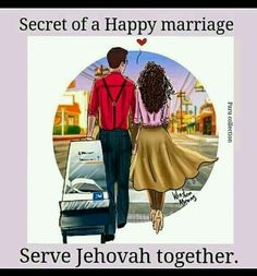 Yup can't wait to serve Jehovah with my future wife