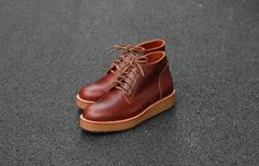 london brown shoes