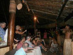 Kava Ceremony - Fiji, by Toni