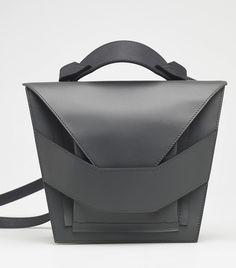 Layered Metallic Bag | Linda Sieto | Shop | NOT JUST A LABEL