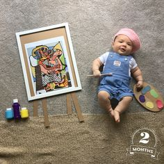 New Snap Shots infant Milestones Tips , Monthly Baby Photos, Newborn Baby Photos, Baby Boy Newborn, Mother Baby Photography, Newborn Photography Poses, Children Photography, Baby Kalender, Baby Shooting, Baby Boy Pictures