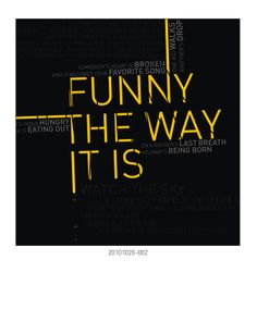 Funny The Way It Is Lyrics- Dave Matthews Band