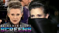 'The Last Jedi' Costume Designer on Creating Carrie Fisher's Final Looks...