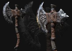 ArtStation - AXE, Young Shawn