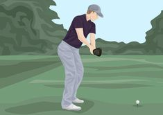 Golf Swing Basics: The Fundamentals You Need to Know - The Left Rough Golf Swing Takeaway, Good Drive, Golf Instruction, Golf Exercises, Perfect Golf, Golf Player, Golf Training, Golf Lessons, Golf Gifts
