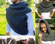 Katniss Crochet Cowl Free Pattern The WHOot