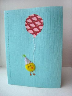 Handmade greeting cards featuring balloons are perfect for birthday cards, pop-up cards, and much more. Get the inspiration and tutorials you need to make your own homemade balloon greeting cards.