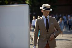 The men of Pitti Uomo