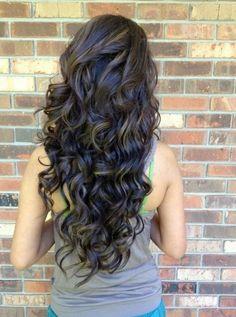 Cute Hairstyles For Long Hair Teenage Girls 2013-3